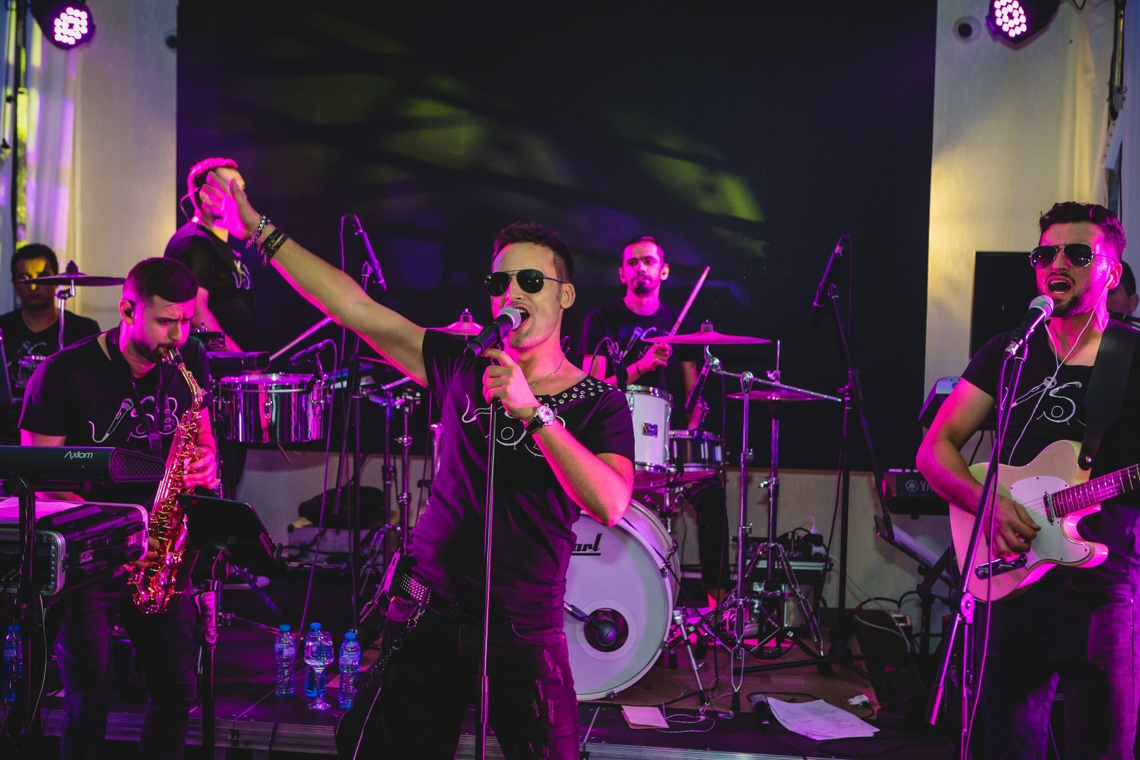 Un nou spectacol de excepție cu Valy Stoleru Band