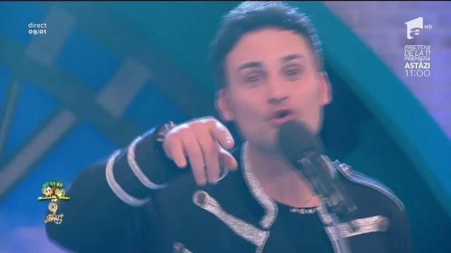 Video: Valy Stoleru Band la Neatza cu Razvan si Dani – luni, 6 martie