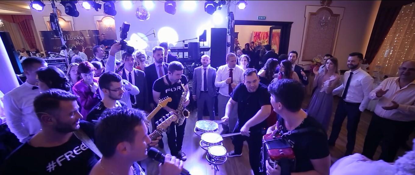 Valy Stoleru Band – cover-uri & folclor – Formație Nuntă 2017