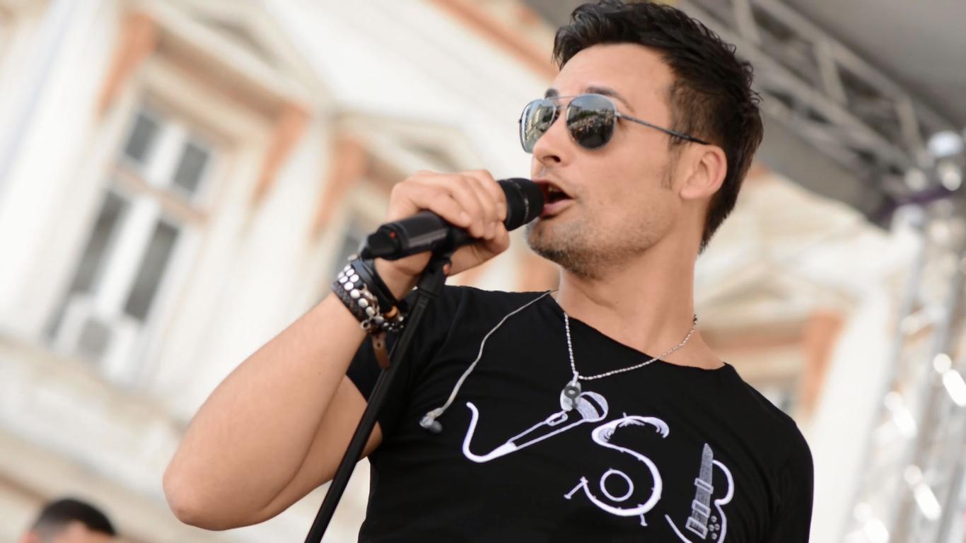 Valy Stoleru Band 1 Iunie live – prima parte