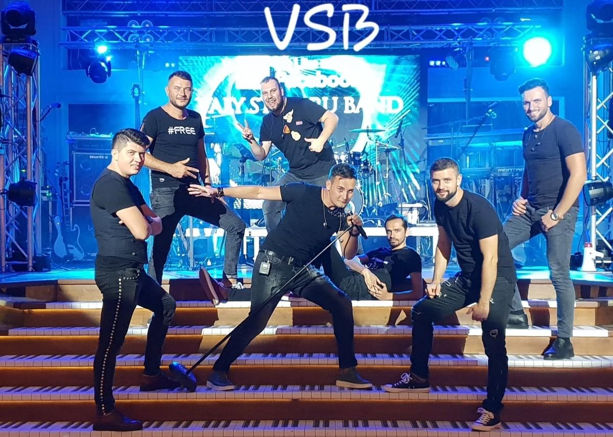 Super Nuntă cu o Super Formație – Valy Stoleru Band – Crina & Razvan 2018